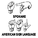 Reminder: Spokane ASL Weekly Saturday Study Group 4:00 pm